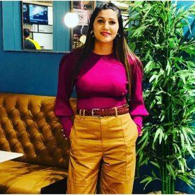 Sapna Chaudhary Ki Dictionary: Sapna Chaudhary warning went viral on social media