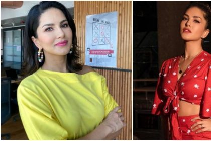 Sunny Leone Photos: सनी लियोन का देशी अंदाज आया सामने, तस्वीरें हुईं वायरल