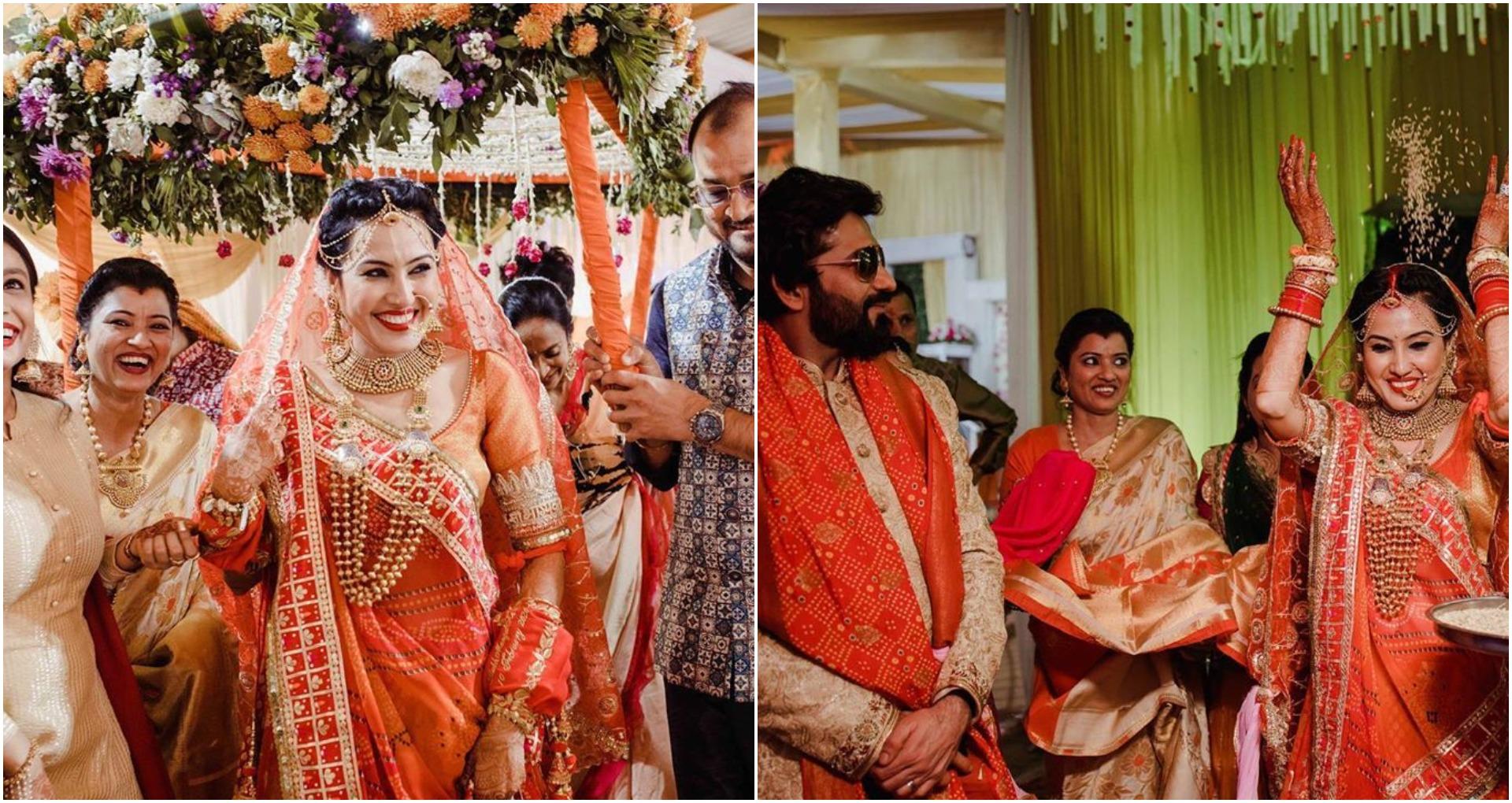 काम्या पंजाबी ने खुद को कहा मिसेस काम्या शलभ डांग, पति ने तहे दिल से डांग परिवार में किया स्वागत