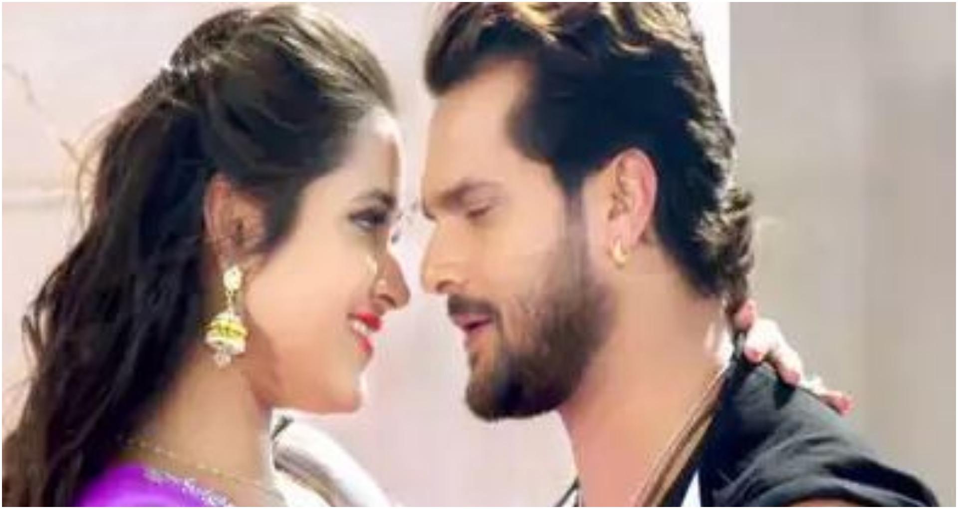 Kajal Raghwani Video: वैलेंटाइन वीक पर 'प्यार के रंग में रंगे' काजल-खेसारी! वीडियो हुआ वायरल