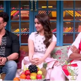 The Kapil Sharma Show: Krushna Abhishek beg justice for Navjot Singh Sidhu from Tiger Shroff