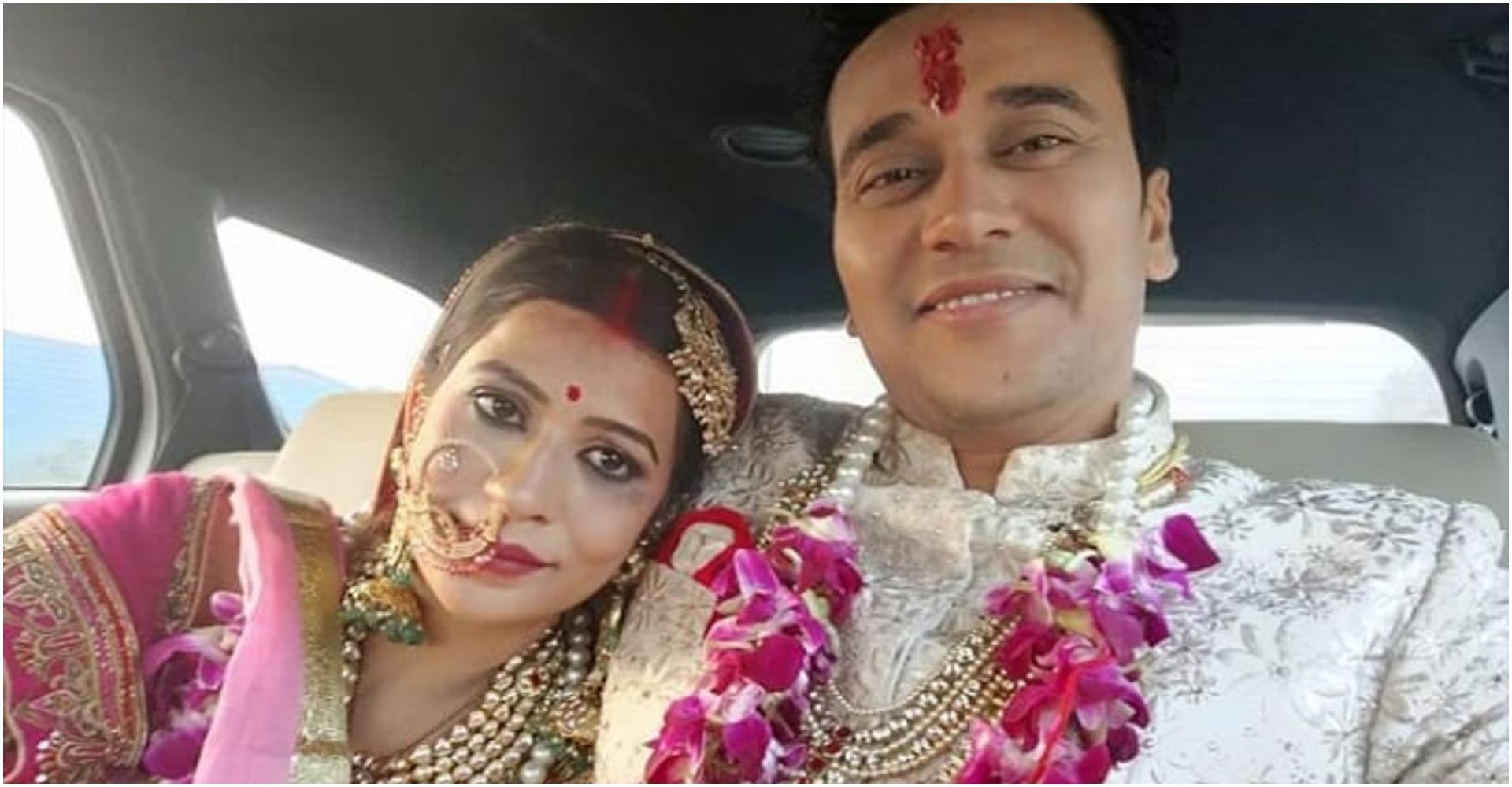 Yeh Hai Mohabbatein: ये है मोहब्बतें फेम अनुराग शर्मा ने गर्लफ्रेंड नंदिनी गुप्ता की शादी, तस्वीरें हुई वायरल