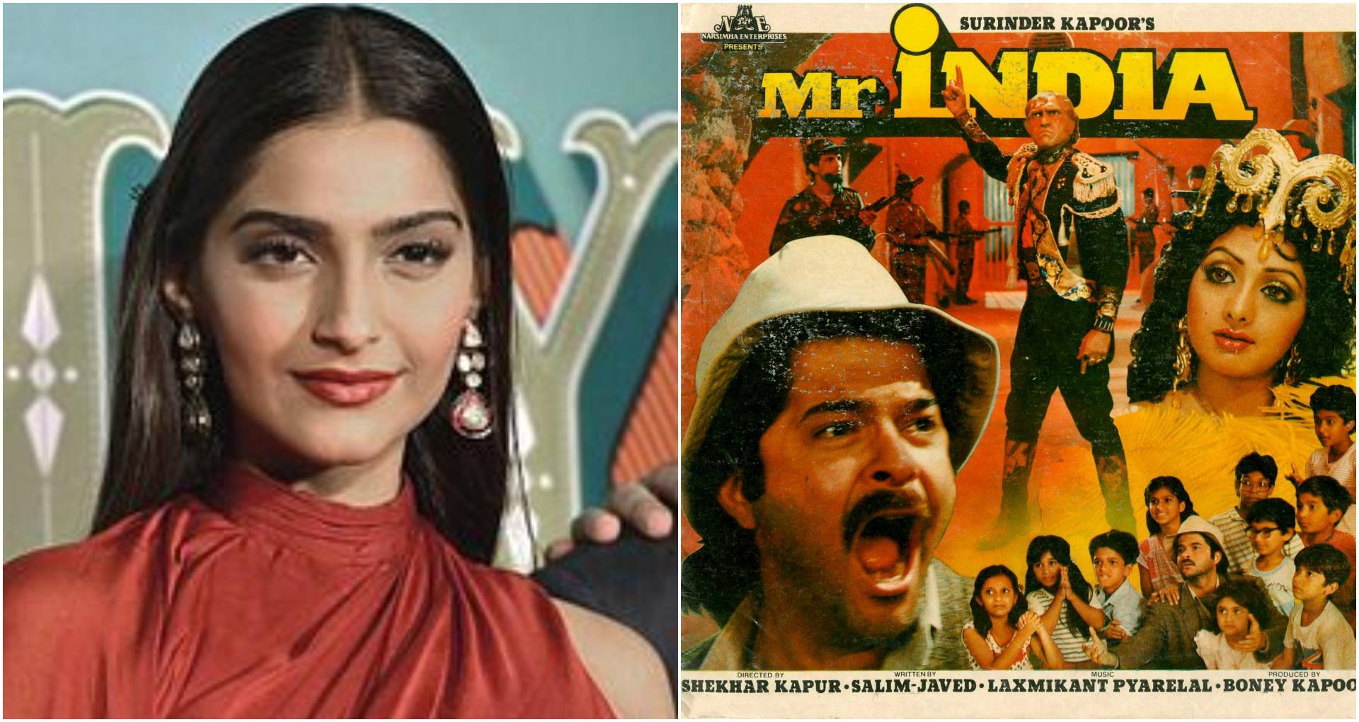 Mr. India Remake: मिस्टर इंडिया के रीमेक से सोनम कपूर और शेखर कपूर हुए नाराज़, सोशल मीडिया पर किया बवाल