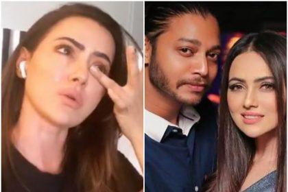Sana Khan: सना खान सोशल मीडिया पर फुट-फूटकर रोयीं, एक्स बॉयफ्रेंड मेलविन लुईस पर लगाया गंभीर आरोप