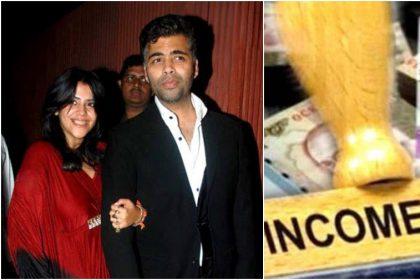 Income Tax officer raid on karan Johar's Dharma Production and Ekta Kapoor's Balaji telefilms and 5 other production house