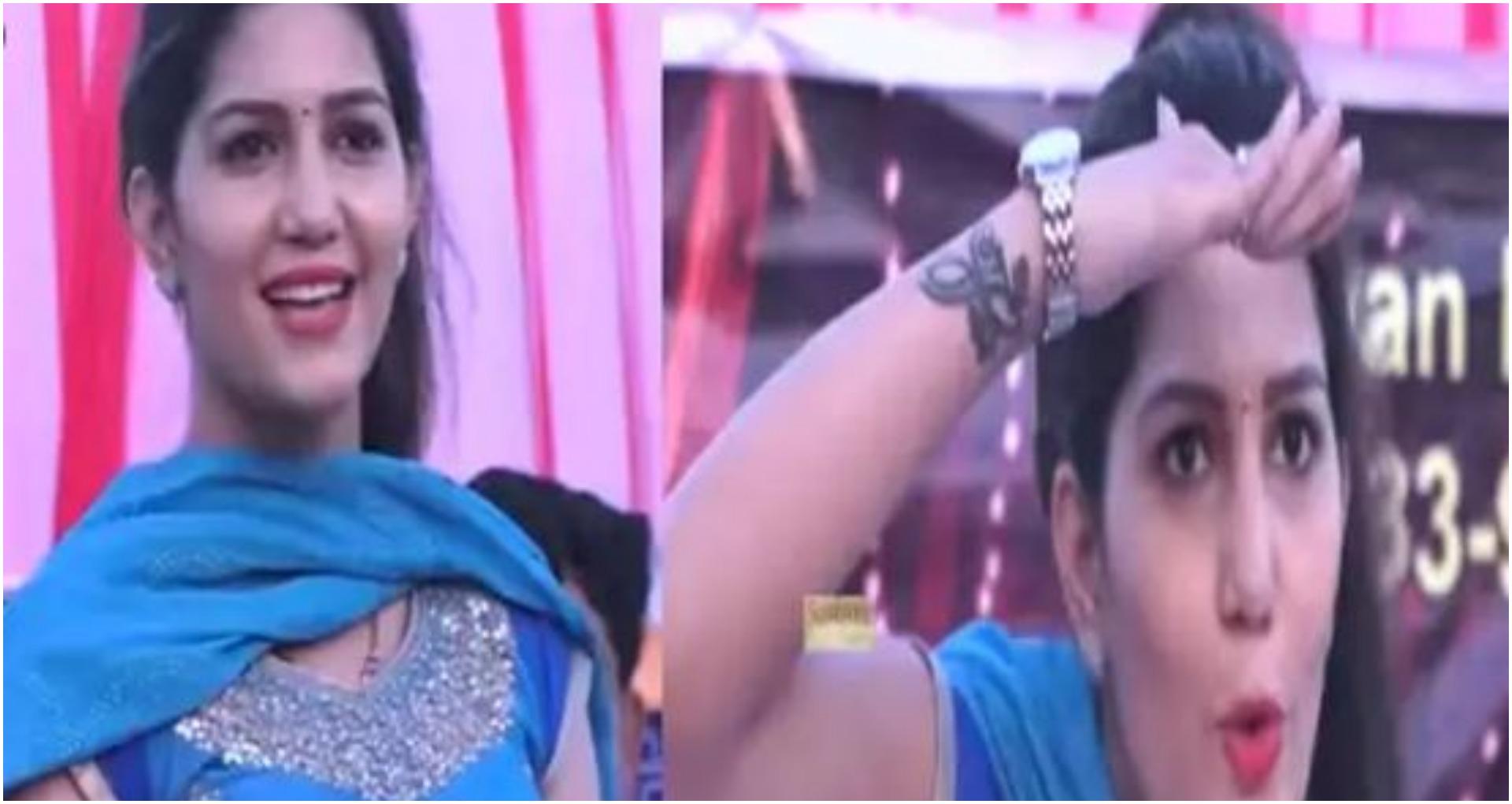 Sapna Choudhary Dance: सपना चौधरी ने 'बदली बदली' गाने पर ठुमकों से लोगों को किया घायल, देखें वीडियो