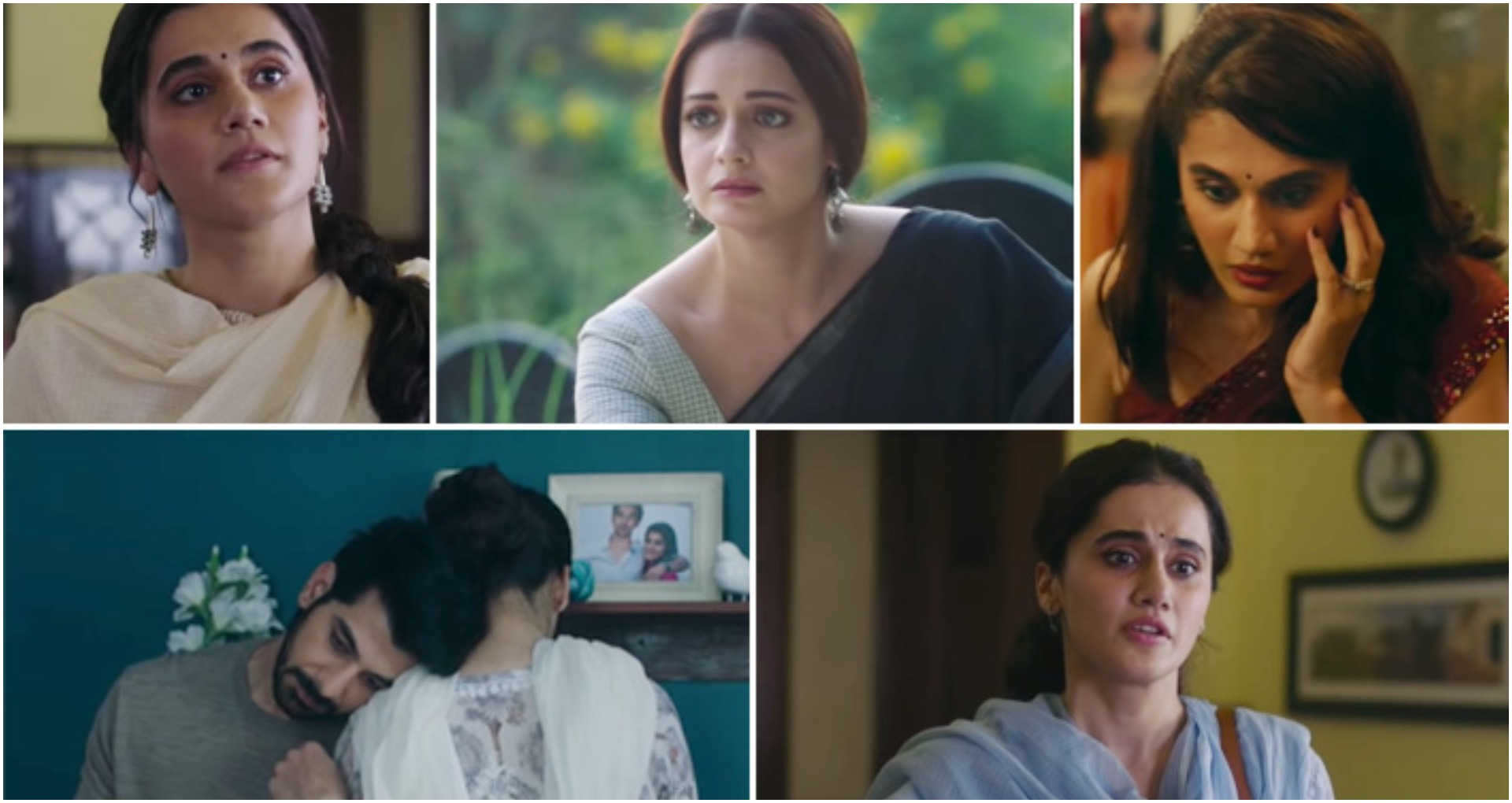 Thappad Movie Review Taapsee Pannu Starrer Is Not Criticising Men ...