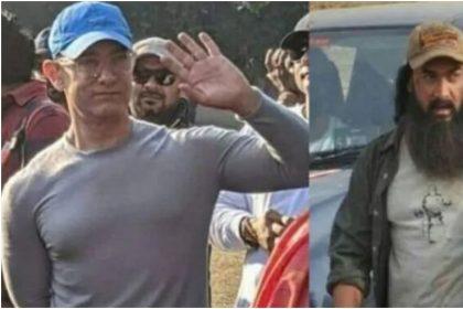 लाल सिंह चड्ढा में होंगे आमिर खान के कई अवतार, सरदार लुक के बाद अब दिखाई दिए क्लीनशेव में