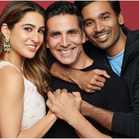Sara Ali Khan playing double role in Atrangi Re to romance Akshay Kumar and Dhanush?