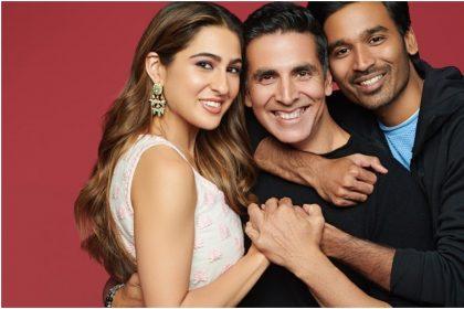 Sara Ali Khan playing double role in Atrangi Re to romance Akshay Kumar andDhanush?