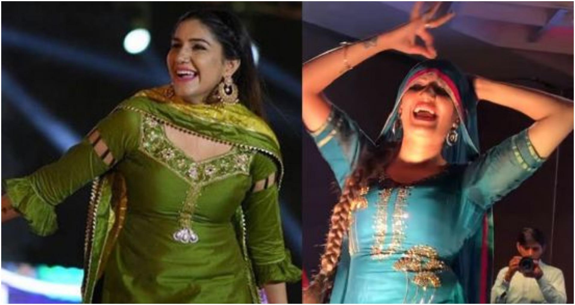 Sapna Choudhary Song: सपना चौधरी ने 'सैयांजी दिलवा मांगेले' गाने पर किया शानदार डांस, देखें वीडियो