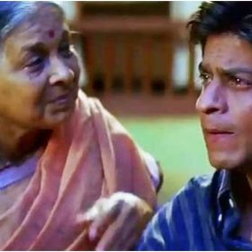 Kishori Ballal Died: Shah Rukh Khan onscreen mother Kishori Ballal no more