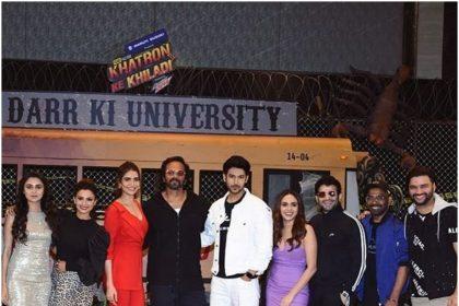 Khatron Ke Khiladi 10 Review: खतरों के खिलाड़ी के पहले ही एपिसोड में कंटेस्टेंट्स ने किया डर का सामना