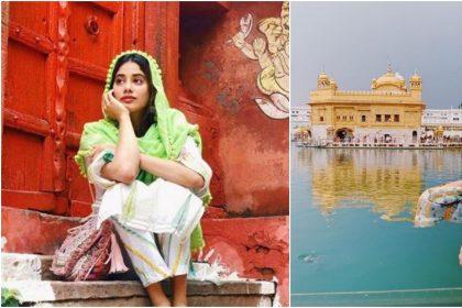 Janhvi Kapoor Photos: जाह्नवी कपूर पारंपरिक परिधान में लग रही हैं बेहद सुंदर, देखें तस्वीरें