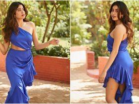 Janhvi Kapoor Photos: जाह्नवी कपूर ने अपने फोटोशूट से सोशल मीडिया पर लगाई आग, देखें तस्वीरें