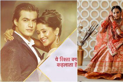 TV Top 5 News: New member comes at Yeh Rishta Kya Kehlata Hai, Kamya Punjabi lehenga details