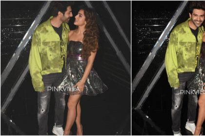 Love Aaj Kal: Kartik Aaryan and Sara Ali Khan can't take their eyes off each other