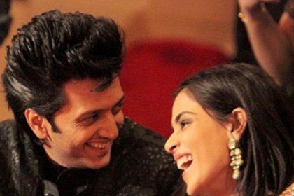Riteish Deshmukh and Genelia Deshmukh Anniversary special: रितेश देशमुख और जेनेलिया देशमुख की प्रेम कहानी