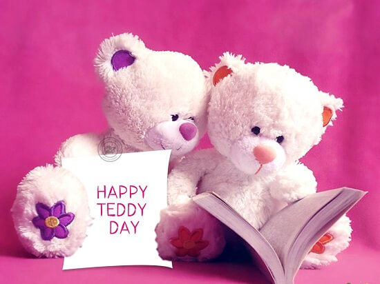 Happy Teddy Day 2020 Wishes Images