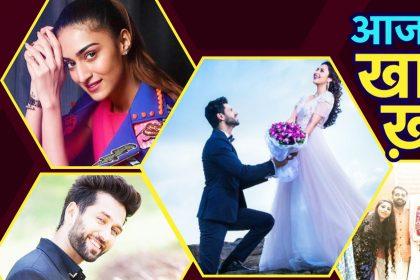 Top 5 News: Nia Sharma का दिखा देसी स्वैग, Hina Khan बॉयफ्रेंड के साथ पहुंची फिल्म Hacked की स्क्रीनिंग पर