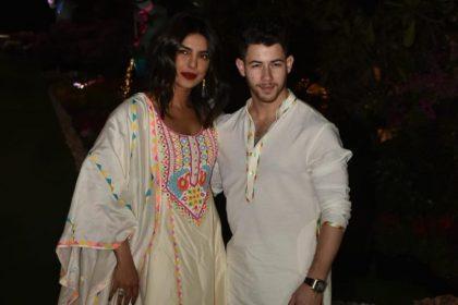 Priyanka Chopra and Nick Jonas: प्रियंका चोपड़ा और निक जोनस ने होली बैश के लिए दिया जबरजस्त कपल गोल्स