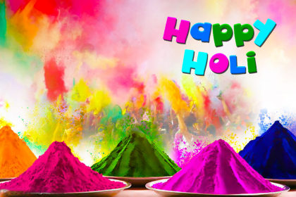 Happy Holi 2020 Wishes, Images, Quotes, SMS and Wallpapers
