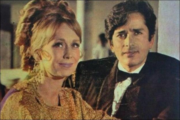 Shashi Kapoor-Jennifer Kendal Love Story