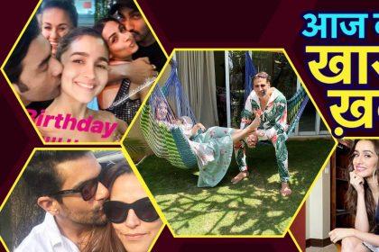 Top 5 Bollywood News: नेहा धूपिया पर बिगड़ीं कंगना रनौत की बहन रंगोली चंदेल, आलिया और रणबीर की किस हुई वायरल