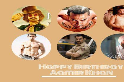 Aamir Khan Birthday: एंटरटेनमेंट के लिए कुछ भी कर सकते हैं आमिर खान, भुवन से लेकर लाल सिंह चड्ढा तक
