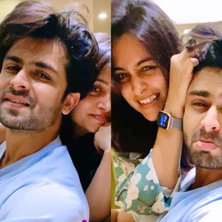 कोरोना पुराना वायरस के चलते हर कोई इन दिनों अपने घर पर अपने परिवार जनों के साथ समय बिता रहा है। ऐसे में अभिनेत्री दीपिका कक्कड़ ने भी अपने सोशल अकाउंट पर अपने पति शोएब के साथ कुछ तस्वीरों को साझा किया है। दीपिका की इन तस्वीरों में शोएब और दीपिका दोनों तस्वीरों के लिए क्यूट क्यूट पोज देते हुए दिखाई दे रहे हैं। बता दें कि दीपिका का शो कहां हम कहां तुम भी हाल ही में खत्म हुआ है और उनके फैंस उन्हें बहुत मिस कर रहे हैं।