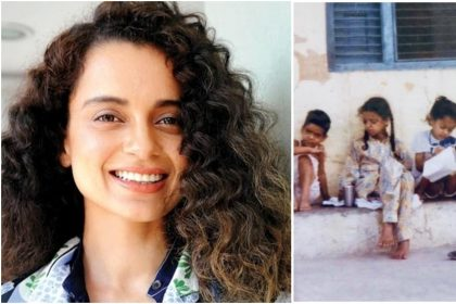 Happy Birthday Kangana Ranaut: कंगना के जन्मदिन पर बहन रंगोली ने बचपन की तस्वीर शेयर कर यादें ताज़ा की