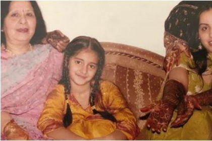 Ananya Pandey Photos: अनन्या पांडेय ने शेयर की बचपन की Photos, यादों को किया ताजा, देखें तस्वीरें