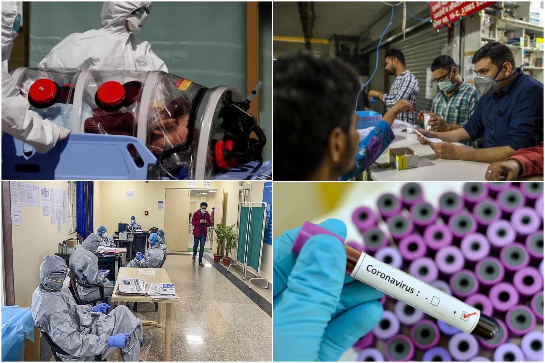 Coronavirus updates: कोरोनावायरस की वजह से अब तक हुई 9 लोगों की मौत, कुल मामलें हुए 471, लॉकडाउन हुए कई शहर