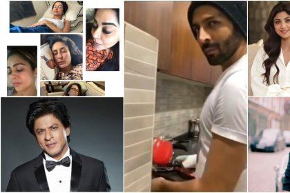 Bollywood Top 5 News: शाहरुख़ खान ने बताया कोरोना वायरस से बचने का उपाय, वहीं, शिल्पा शेट्टी ने बहन……