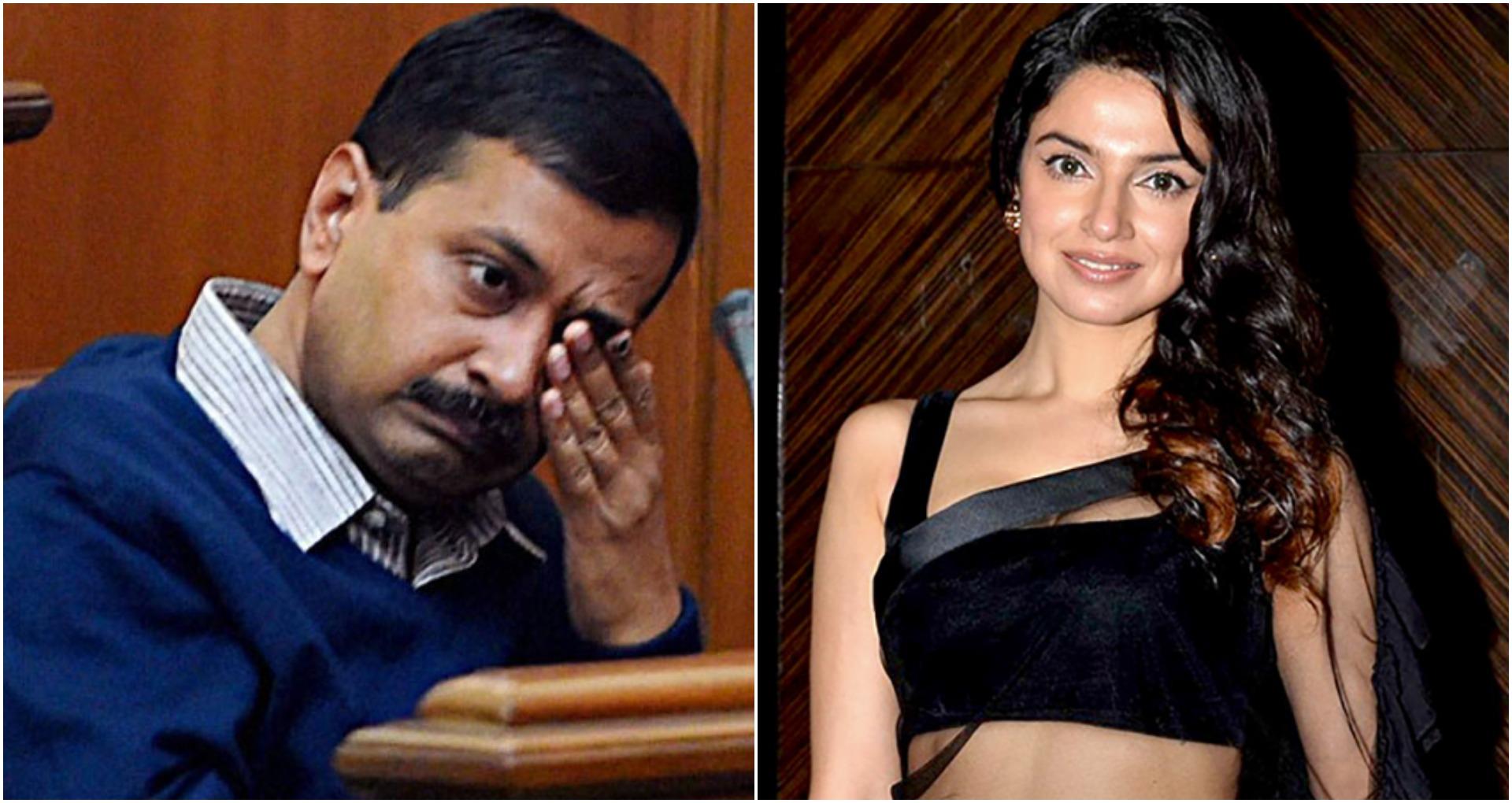 दिव्या खोसला कुमार के निशाने पर आए CM केजरीवाल, कहा-निजी विज्ञापन पर पैसे खर्च क्यों कर रहे हैं