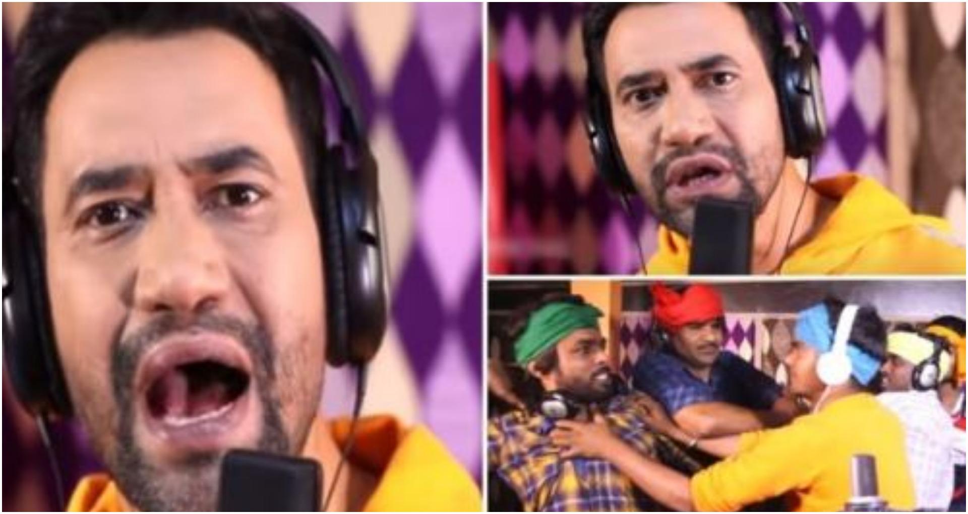 Nirahua Holi Video Song: निरहुआ का गाना 'होली में सूचना जारी बा' हुआ वायरल, देखें वीडियो