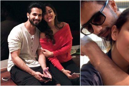 Shahid Kapoor and Mira Rajput Photos: शाहिद कपूर और मीरा राजपूत ने बताई मजेदार बातें