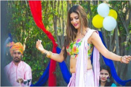 Sapna Choudhary Dance: हरियाणवी डांसर सपना चौधरी ने अपने डांस से जमाया रंग, देखें वीडियो