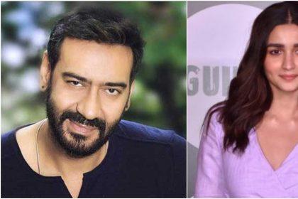 अजय देवगन और आलिया भट्ट RRR से करेंगे साउथ डेब्यू, फिल्म के नाम के साथ बजट को लेकर आई बड़ी खबर