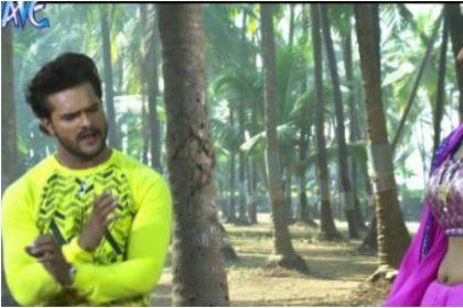 Bhojpuri Song Video: खेसारी लाल और अक्षरा सिंह का रोमांटिक गाना हुआ वायरल, 1 करोड़ बार देखा गया Video