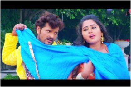 Bhojpuri Video Song: खेसारी लाल यादव का भोजपुरी गाना 'फसरी लगा लेब' यूट्यूब पर तहलका मचा रहा है, वीडियो देखें