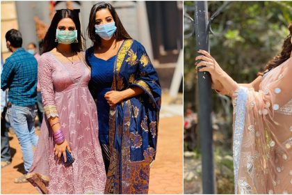 Bhojpuri Actress Monalisa urges fans to be safe and take precaution to stay away from coronavirus