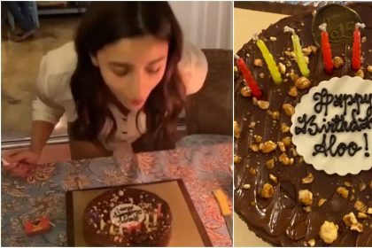 Alia Bhatt celebrates her 27th birthday with girl gang, check inside photos and videos