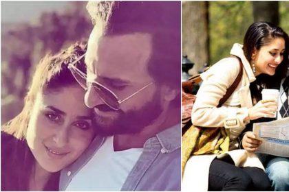 Saif Ali Khan and Kareena Kapoor Love Story