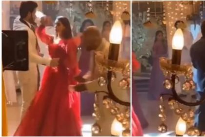 Anurag and Prerna dance video goes viral from the set of Kasautii Zindagii Kay 2