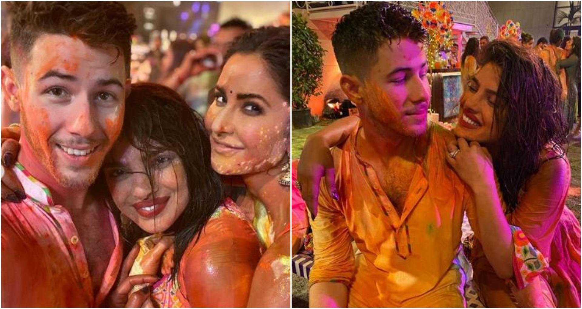 Holi 2020: प्रियंका चोपड़ा ने पति निक जोनास संग जमकर खेली होली, यूं मारी पिचकारी, वायरल हुआ Video