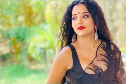 Monalisa Photos: लाल लहंगा पहन दुल्हन बनीं मोनालिसा, तस्वीरों में ढा रही हैं कहर, देखें तस्वीरें