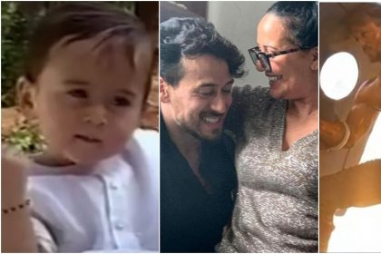 Ayesha Shroff shares throwback photo on Tiger Shroff birthday with a special message
