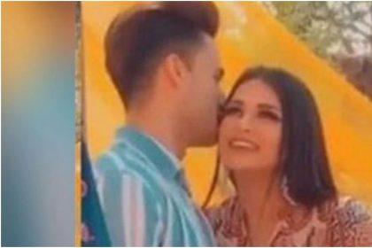 आसिम रियाज़ और हिमांशी खुराना का रोमांटिक वीडियो हुआ वायरल, एक-दूसरे को निहारते हुए आए नजर