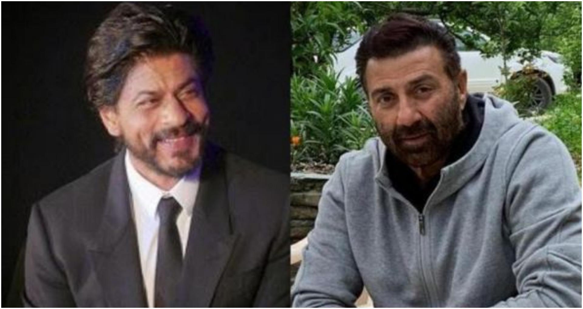 सनी देओल ने नहीं की 16 साल तक शाहरुख खान से बात, खुद सनी देओल ने बताई वजह